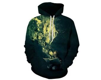 Hoodie Art, Hoodie Pattern, Pattern Hoodie, Graphic Hoodie, Graphic Sweatshirt, Art Hoodie, Art Hoodies, Art, Hoodie, 3d Hoodie - Style 22
