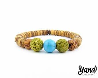 Women bracelet , Mens bracelet , Handmade bracelet , Surf bracelet , Friendship bracelet , Beach , Bohemian bracelet , Tribal bracelet