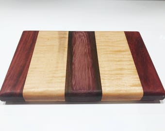 Hardwood Cheese Cutting Board #1