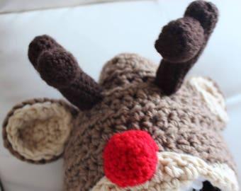 Rudolph the Red-Nosed Reindeer Hoodie