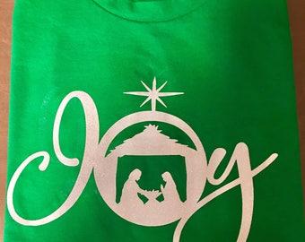 Joy shirt