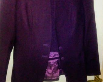 Felipe Varela 3 piece suit sz 38 (US6) New Price Drop 20%