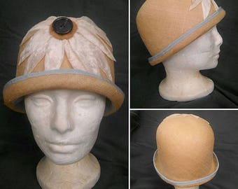 Straw Hat (Bowler)