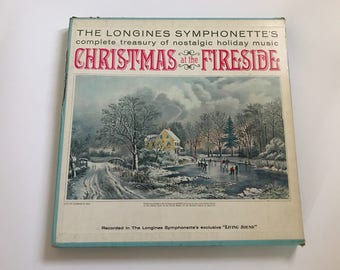 Longines Symphonettes Christmas at the Fireside