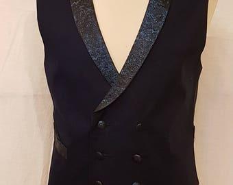 vest uomo made in italy