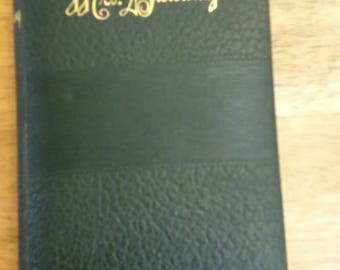 1859 nearly flawless 1st Edition of Elizabeth Barrett Browning's poetry