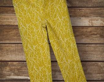 Bree Vine Skinny Leg Pant