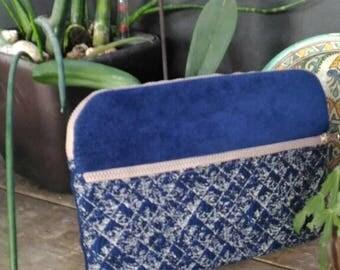 Cover ipad mini/tablet (blue)