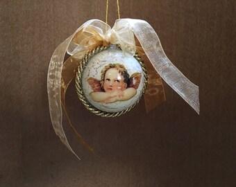 Hand made Christmas ball