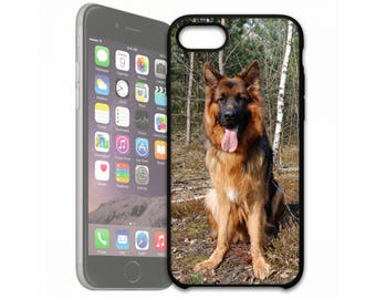 German Shepherd iPhone Case