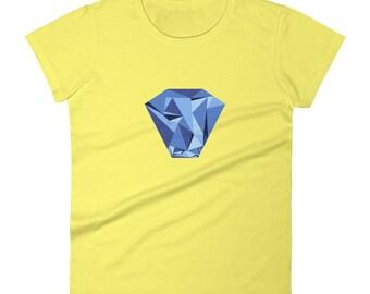 Poly Diamond T-Shirt