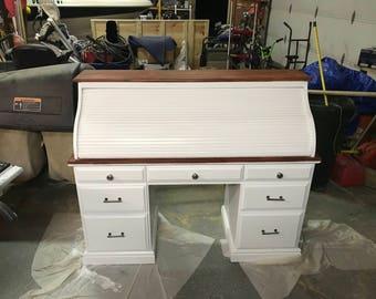 Refurbished Roll Top Desk
