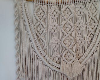 Macrame wall hanging  #4 / home decor / handmade