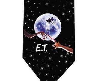 ET Extraterrestrial Tie