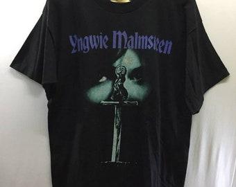 YNGWIE MALMSTEEN 90s Heavy Metals