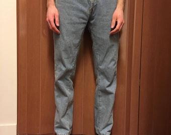 American Apparel / Blue Jeans / Vintage Style / Boyfriend Jeans / Minimal / Retro