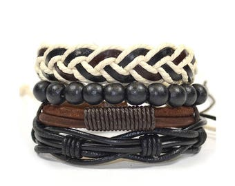 4 Pack Augment Bracelet Set