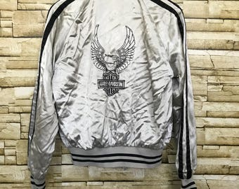 Vintage Motor Harley-Davidson Cycle Rare Jacket