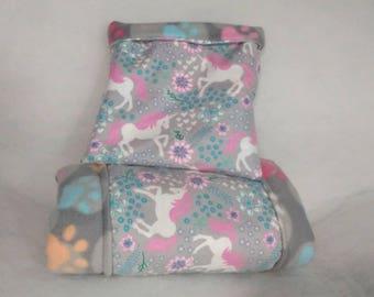 Unicorn Snuggle Sack and Tunnel Set