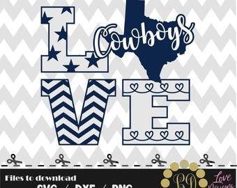 Download Dallas cowboys svg | Etsy