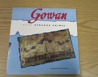 Gowan / Inside Strange Animal / Vinyl Double LP / Columbia / CDN-192
