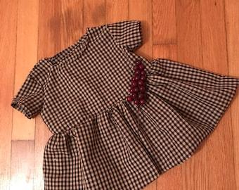 babydoll top/tunic