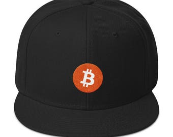 BareFootBitcoin Snap Back Hat