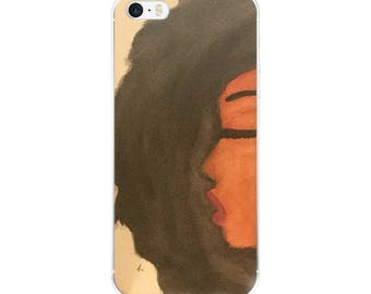 iPhone Case/ Melanin by Enziye