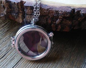 Rose Petal Locket