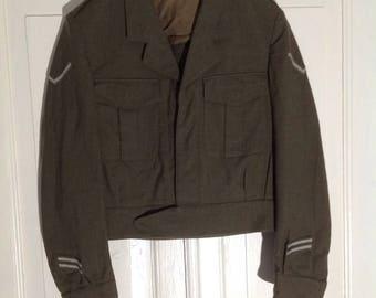 Belgian jacket dress