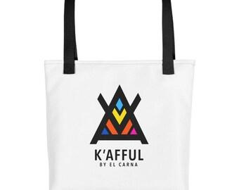 K'afful Designer Tote Bag by El Carna