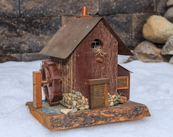 Rustic Grist Mill