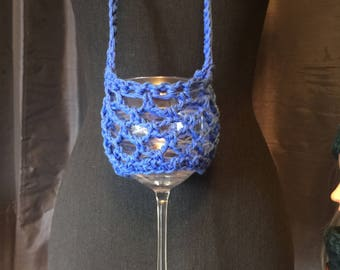 Wine Glass Lanyard (holder)
