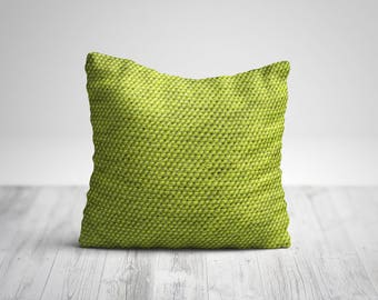 Knitted Pillow Cover 16x16 40x40cm Hand Knitted Cushion Cover Sweater Pillow Home Decor