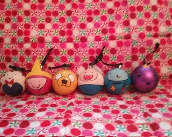 Adventure Time baubles