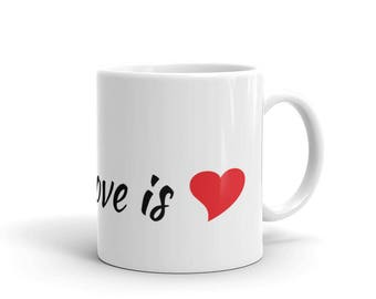 Love is Love - Mug