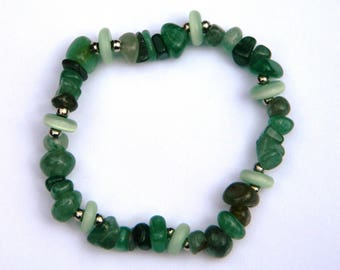 Jade Natural Stone Bracelet
