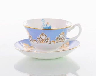 Cinderella Tea Set from the Disney Princess Teaware collection