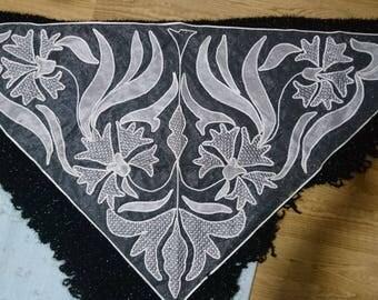 Gorgeous handmade shawl/wrap