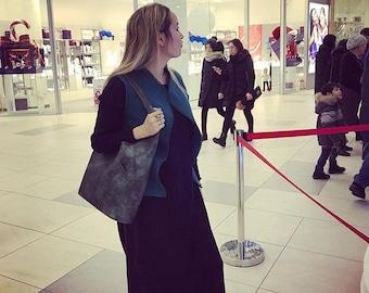 Knit dress, black dress, dress, wool dress, knit,  Italy yarn, wool yarn, 100 % wool, handmade, green dress, fashion dress, unique fashion