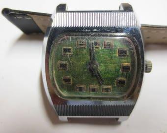 Old Soviet RAKETA watch