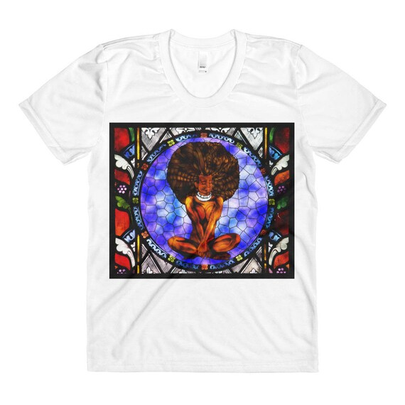 Divine Goddess Sublimation women's crew neck shirt