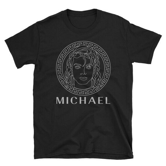 Medusa Michael Softstyle Unisex Shirt  - Silver