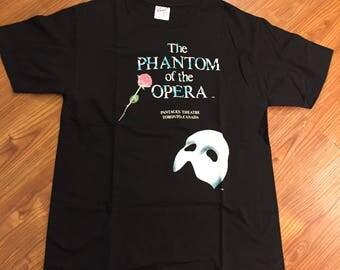 Vintage 90s Phantom of the Opera T Shirt