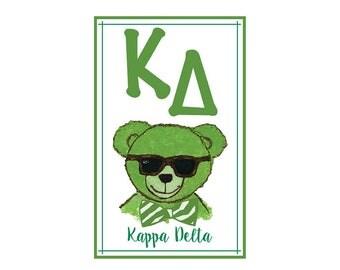 Kappa Delta Poster