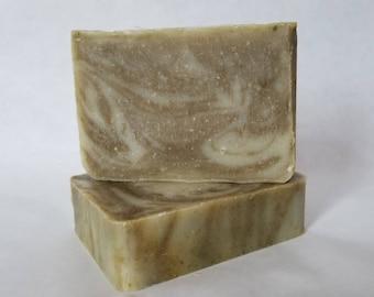 Frankincense Handmade Soap, Essential Oil soap, Handmade Soap