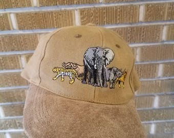 out of Africa safari hat
