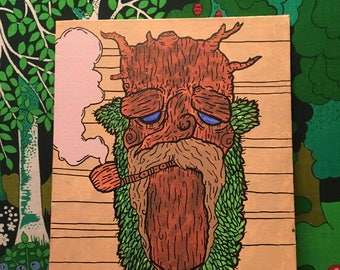 Here There Be Ents
