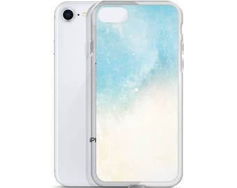 Sea beach iPhone Case - iPhone 7 Case iPhone 6 Case, iPhone 6s Case, iPhone 8 Case, iPhone X Case