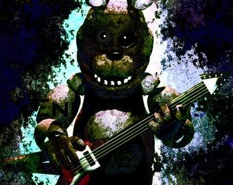 Bonnie The Bunny Wallpaper!